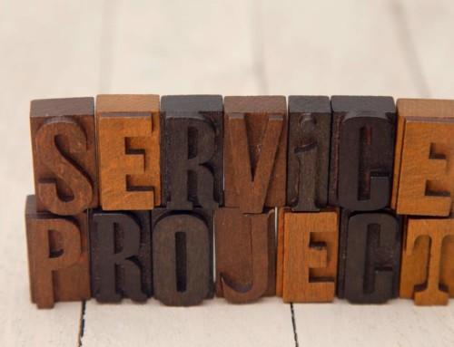 8th Grade Service Project