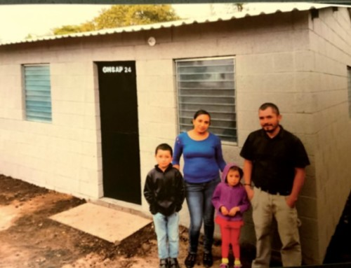 SJS Builds a Home in Guatamala